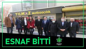 ESNAF BİTİK