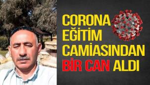 Corana Kırıkkale'de Eğitim Camiasından Bir Can daha aldı