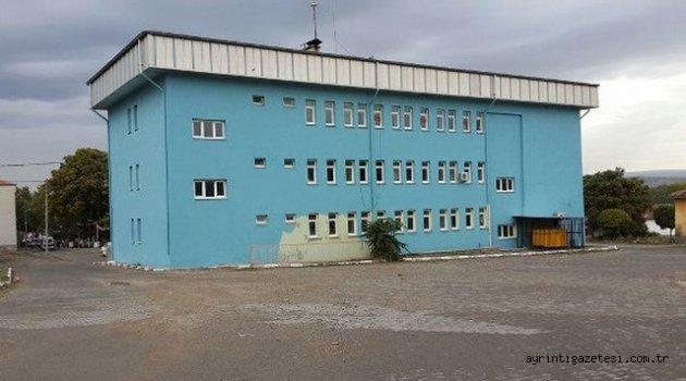 Belediye binasına bakım ve onarım
