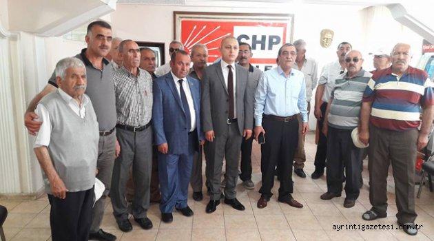 CHP'de birlik ve beraberlik mesajı