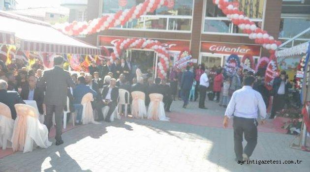 Gülenler 12'nci şubesi açıldı