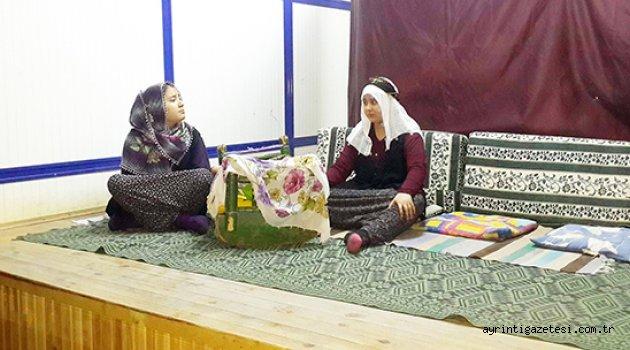Karakeçili'de Çanakkale zaferi
