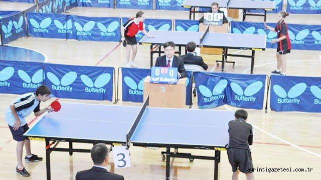 Masa tenisi hakemliği kursu açılıyor