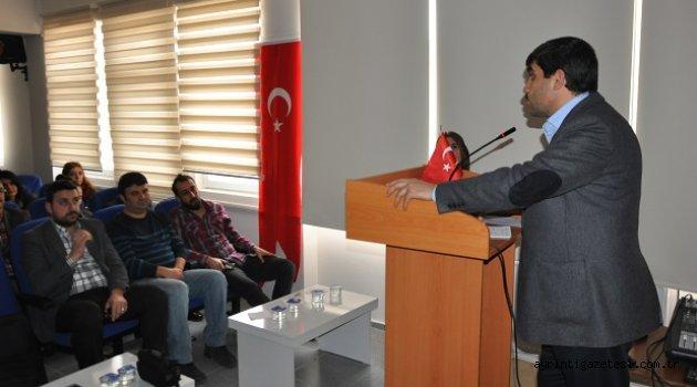 """Mehmet Akif Ersoy ve Asım'ın Nesli"" konulu konferans"