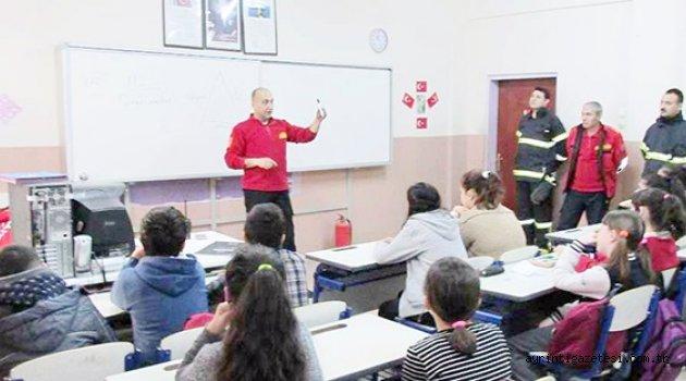 Öğrencilere eğitim