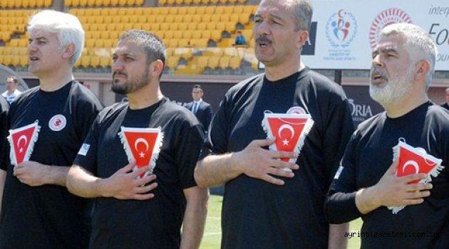Parlamentolar Arası Futbol Turnuvası