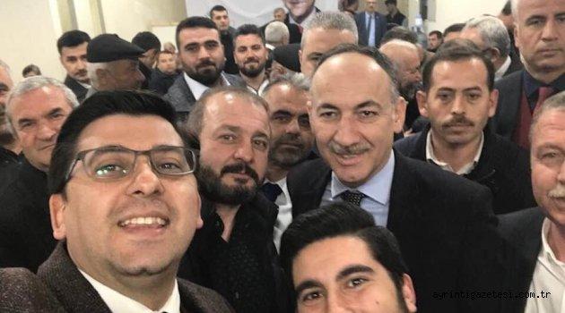 'SAFIMIZ BELLİ' DEDİ AMA YURTSEVEN'DE İSTİFA ETMİŞ