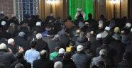 Nokta Camisi'nde Mevlit Kandili programı düzenlendi