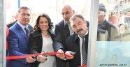 KOSGEB destekli iş yeri açıldı