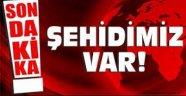 BİR ŞEHİT DAHA