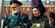 Rusya'da 2. Dünya Savaşı'nın bitişinin 70. yılı kutlamaları