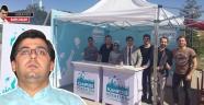 AK Partili gençler 300 üniversiteliye 'Kampüse Hoşgeldin' dedi