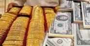 Altın uçtu dolar fırladı