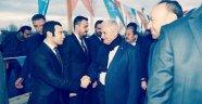 Başkan Mustafa Uyan'a terfi