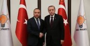 ERDOĞAN'DAN DAĞDELEN'E TEBRİK TELEFONU