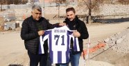 Gintek İnşaat'tan MKE  Kırıkkalespor'a tam destek