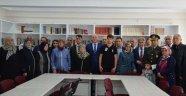 Şehit Saydam Adına Kütüphane Açıldı