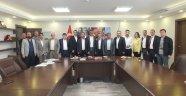 TSO'da yeni yönetim belirlendi