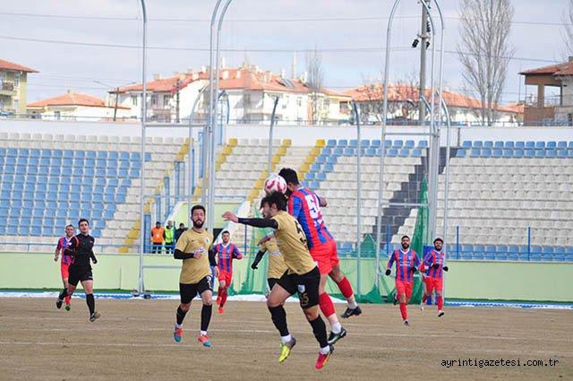 TM Kırıkkalespor maçı ertelendi